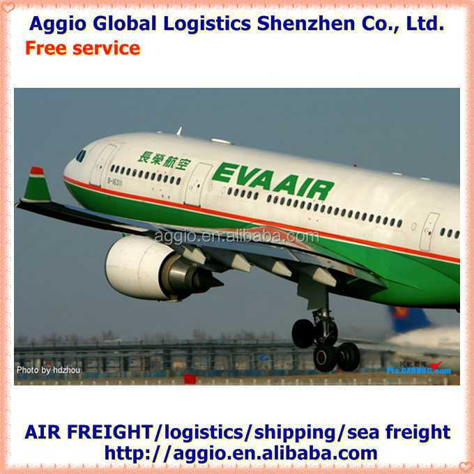 cheap air freight from china to Spain shipping electronic product