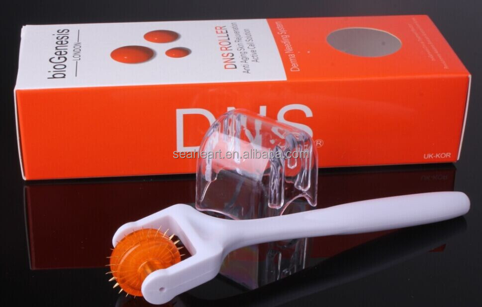 0.25mm Home use Skin Care Derma Roller For Eyes and Enhancing Nutrient Absorption