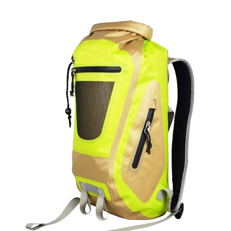 Custom-Made 200D With TPU Backing Super Dry Backpack Waterproof