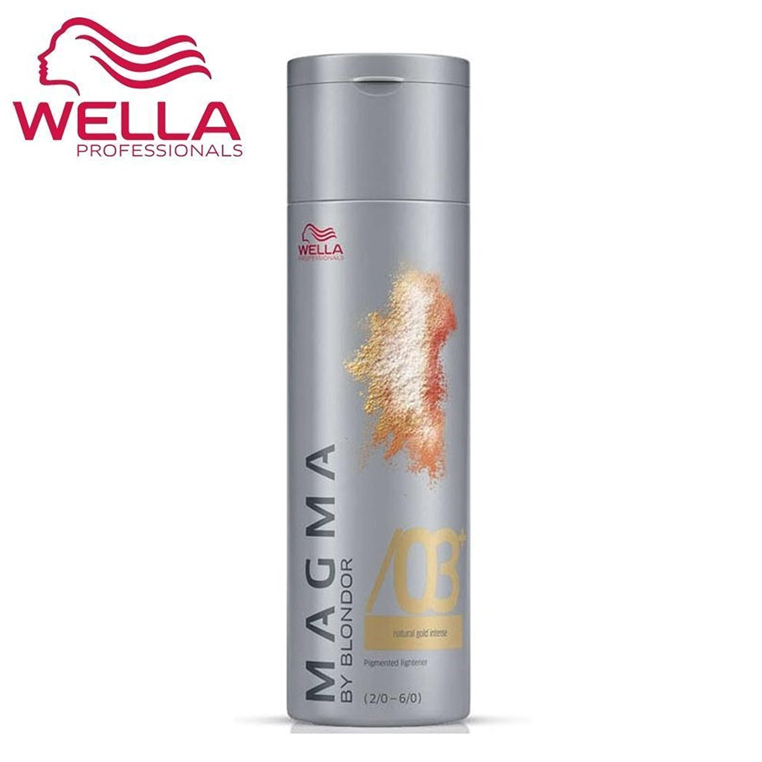 Wella Professionals Magma by Blondor Pigmented Lightener (/03+ Natural Gold Intense) 120ml