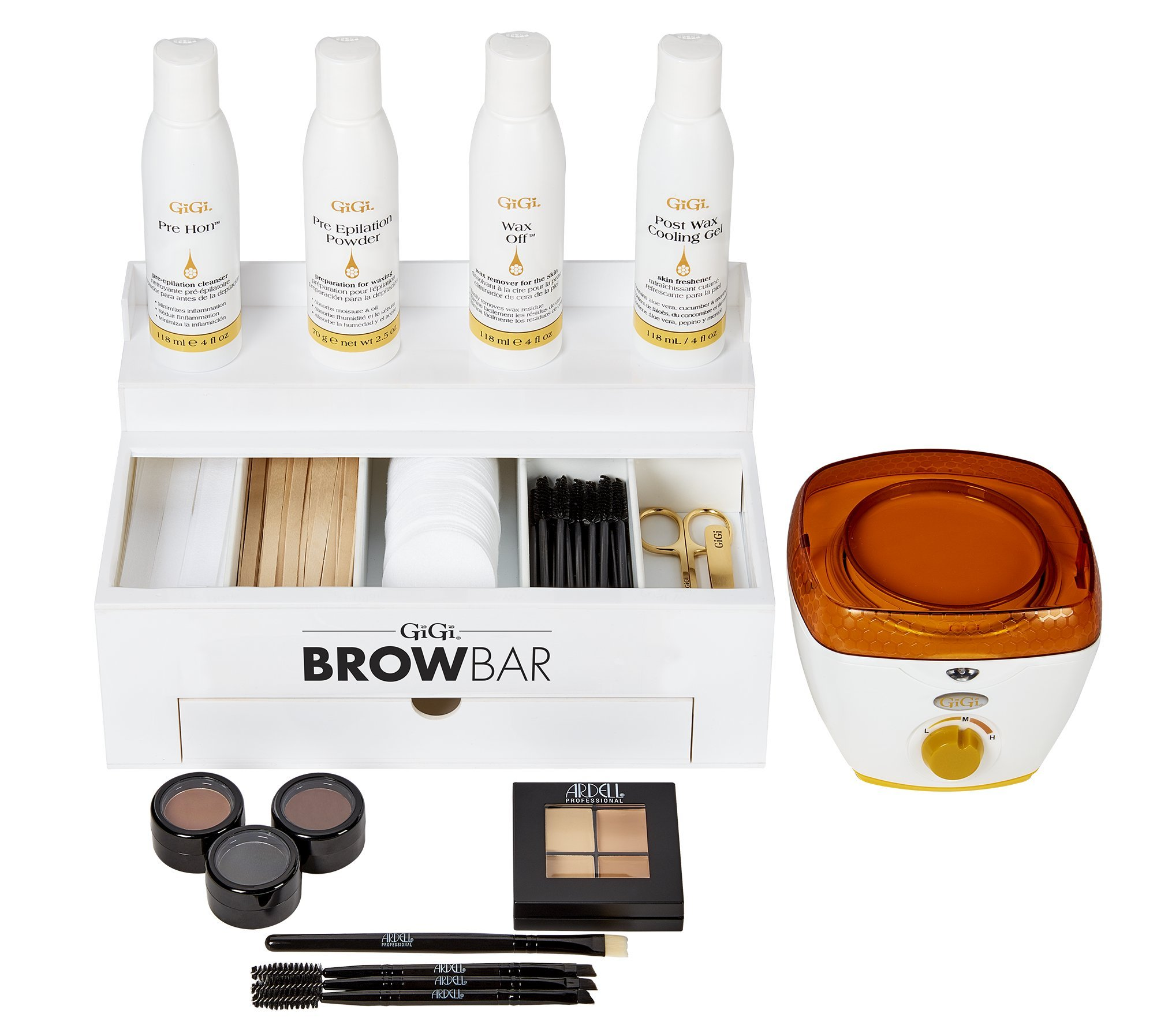 f205c3d8134 Buy GiGi & Ardell Brow Bar Grooming System Kit Set in Cheap Price on ...