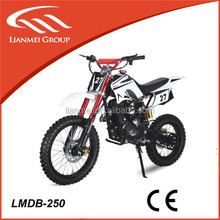 2015 250cc 4 stroke easily drive dirt bike with CE for hot sales