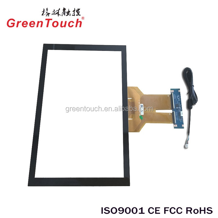 best price PCAP lcd multi touch screen kiosk Open frame monitor