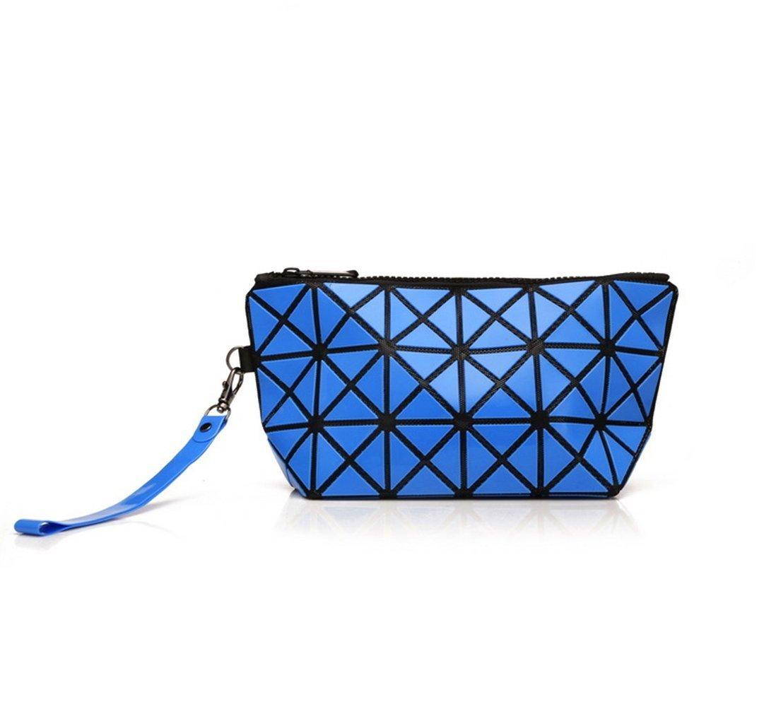008363c3167 Get Quotations · Toiletry Bag,MontoSun Geometric Shard Lattice Cosmetics  Bag Portable Makeup Pouch Changeable Rhombus Makeup Bag