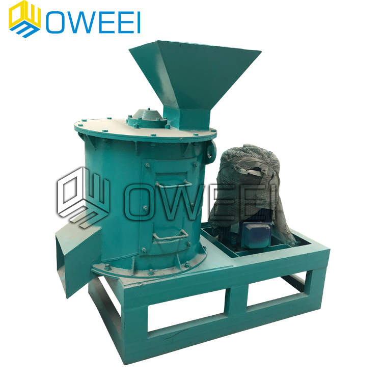Food waste cow dung organic fertilizer making production line