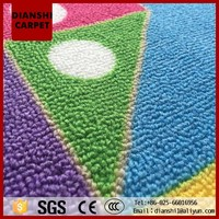 Low Price Non-slip Cute Kid rug pad With Excellent Quality