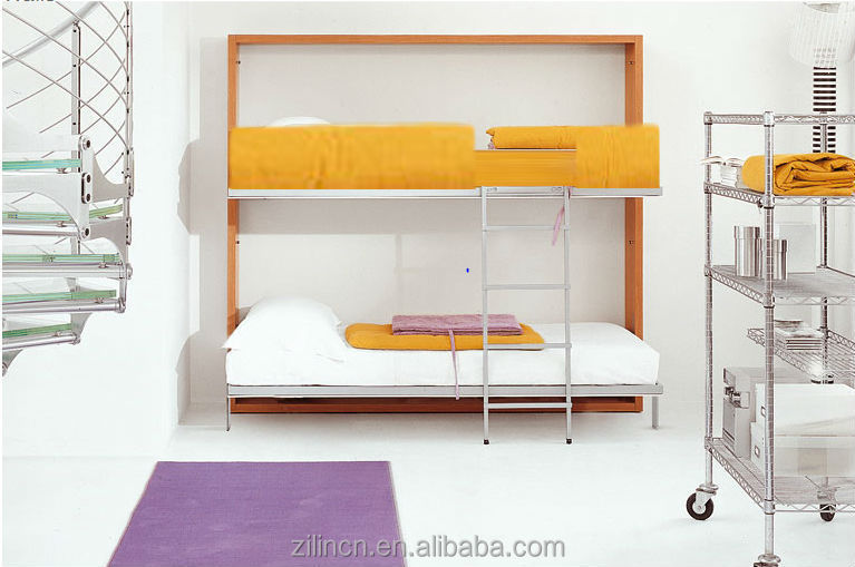 China Wall Bunk Bed China Wall Bunk Bed Manufacturers And Suppliers