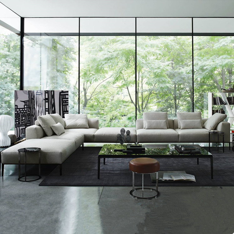 Modern living room furniture sets luxury couch living room sofa set