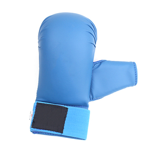 Cheap wkf karate sparring gloves martial arts