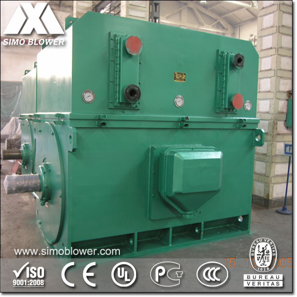 UL approved high voltage YXKS series efficient 6KV 500kw electric motor