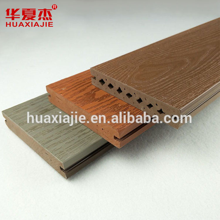 Extruded Wood Plastic Composite Decking Similar To Trex 100 Recycled