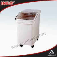 Restaurant,Hotel And Bakery Flour Or Ingredient Storage Transport Contationer,Box,Pan,Bins,Cart Or Trolley