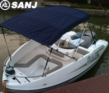 Sanj Best Price Fiberglass Wave Boat Combined Boat Jet Ski