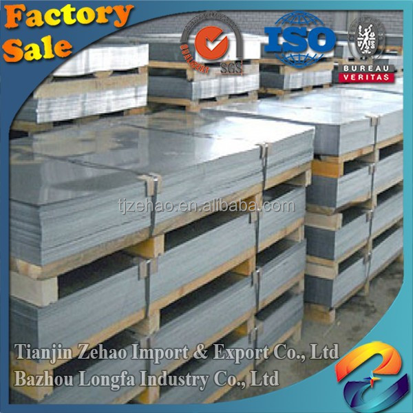 Prime high quality Hot Dipped Zehao Zinc coated Galvanized Steel Sheet plate 0.14mm-4mm Z30-Z300