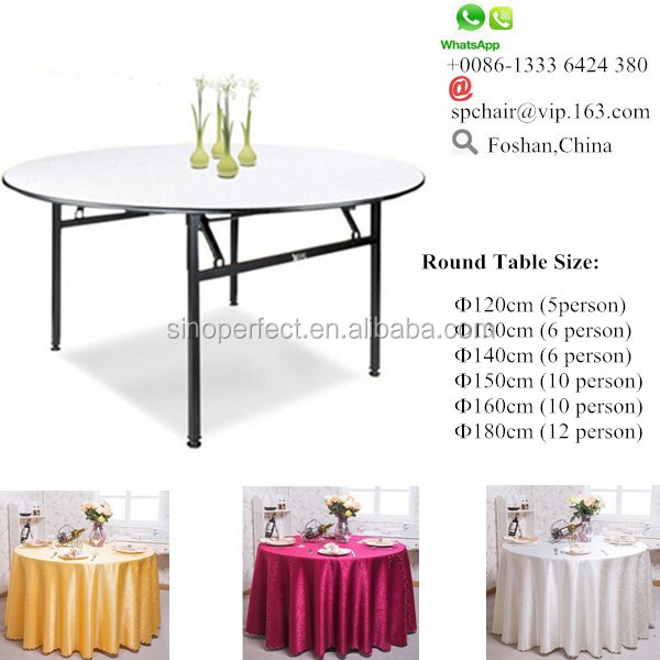Folding Banquet Round Table Buy Banquet Round Table Folding Banquet Table Table Banquet Product On Alibaba Com