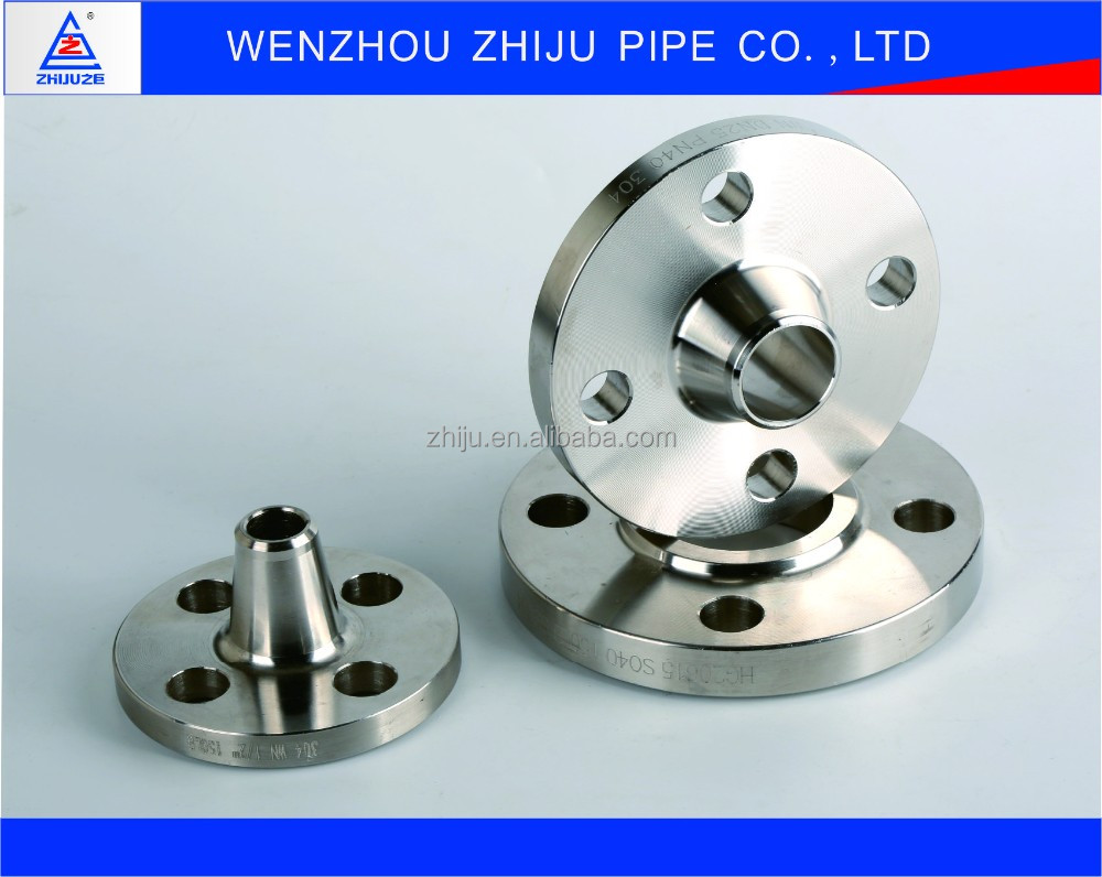 304 321 Stainless Steel Fittings 900Class DN125 Double Blind Flange