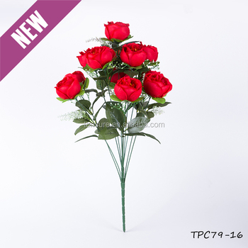 225 & Wholesale Cheap Artificial Flower Vase 12 Heads Red Rose Flower For Funeral - Buy RoseRose FlowerSilk Funeral Flowers Product on Alibaba.com
