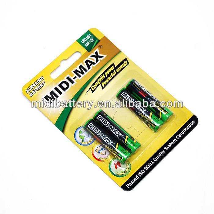 Alkaline Super Power LR03 disposable Battery
