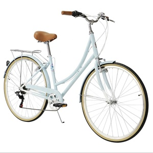 china oem bicycle factory directly cheapest sell 700C aluminum women bicycle city bike Comfortable for travel
