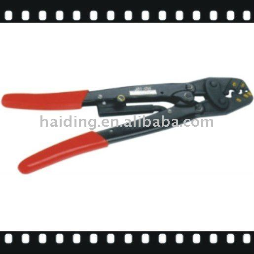 Cold crimping plier