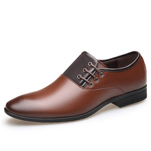 custom casual dress footwear business men italian leather shoes
