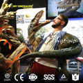 My Dino-HP122 High Quality Animatronic Velociraptor Dinosaur Rubber Arms Puppet