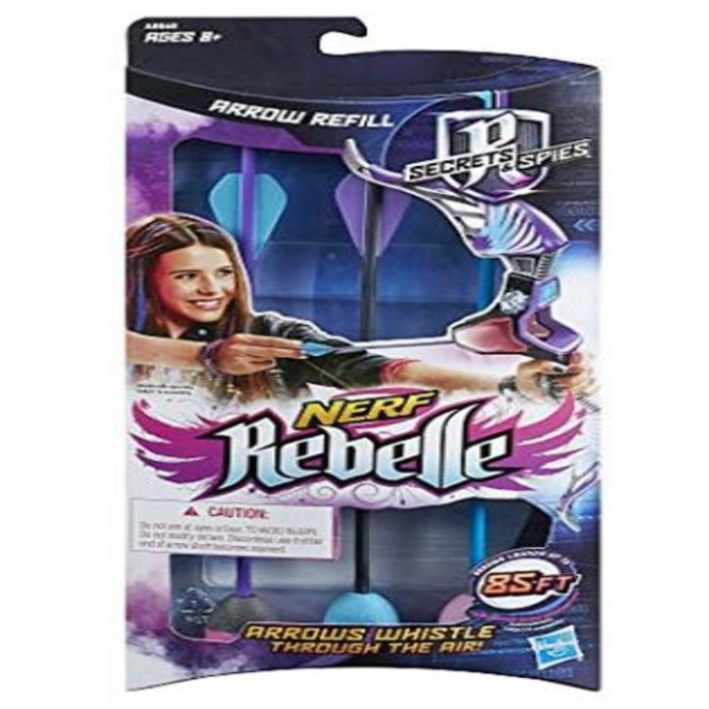 Nerf Rebelle Secrets & Spies Arrow Refill Pack