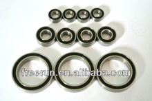 High Performance KYOSHO JET STREAM BOAT steel bearing kits with different rubber seal color