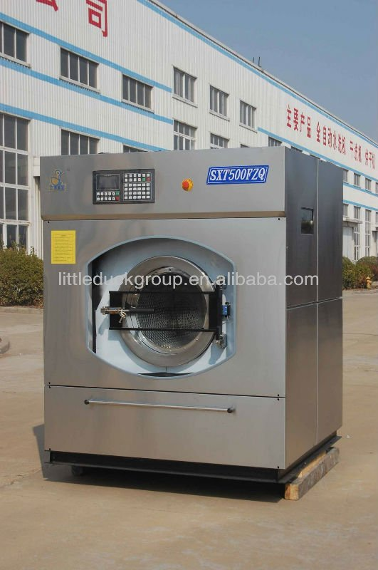 30kg Automatic Washer Extractor/Laundry Machine with CE certificate