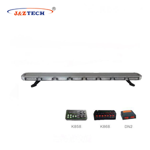 47 inch length led warning lightbar linear strobe light bar