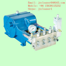 high pressure plunger water pump triplex plunger pump