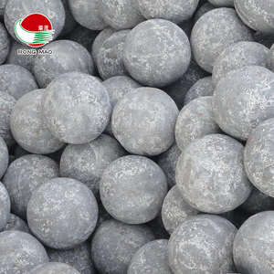 Wear Grinding Media 60mm Forged Steel Balls for Ball Mills