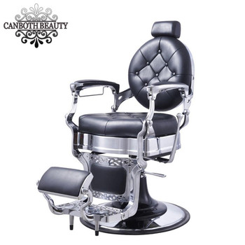 Top quality antique barber chairs for classic hair salon CB-BC007