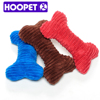 HOOPET plush stuffed pillow pet toy bone shape dog toy supplies