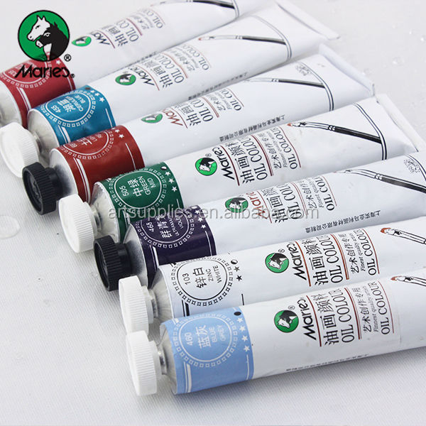 Marie's 50ml art oil colour paint
