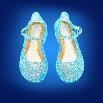 elsa girls shoes
