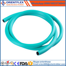 Elastic 4 layer yellow flexible gas hose