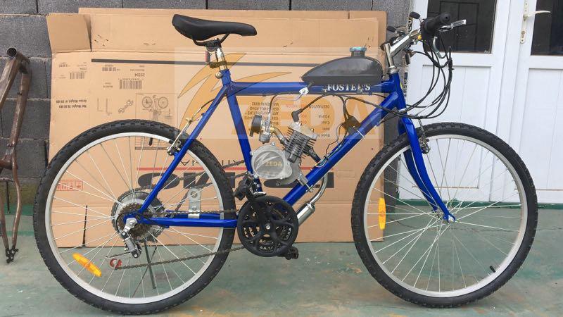 415 Chain 49cc  50cc  66cc 80cc 2-stroke  Engine Motorized Bicycle Bike   BY-4