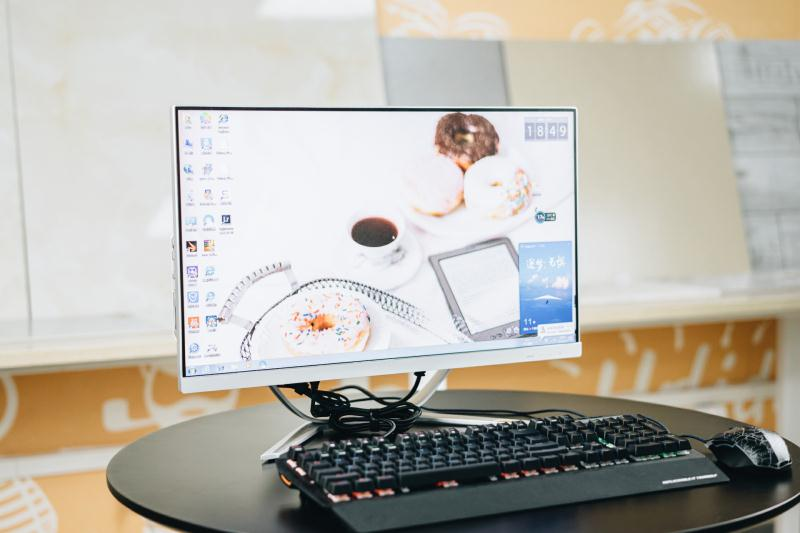 Wireless  series 21.5'' High-performance all-in-one computer