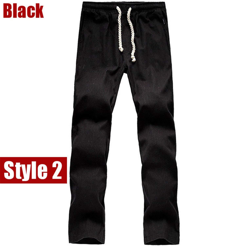 21212d286aa Cheap Gray Linen Pants Men, find Gray Linen Pants Men deals on line ...