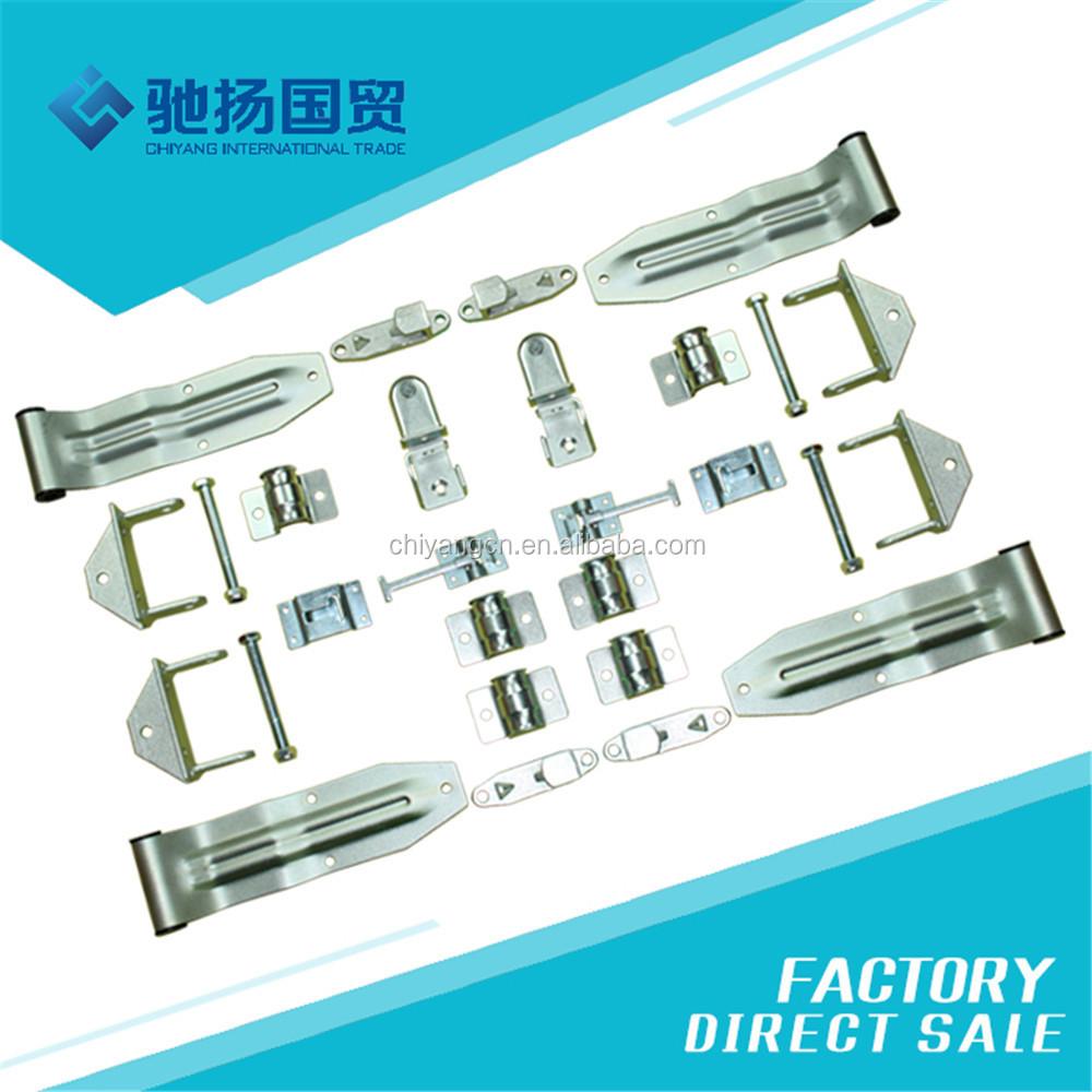 Car Rear Door Cam Lock Assembly For Truck & Van - Zinc Plated ...
