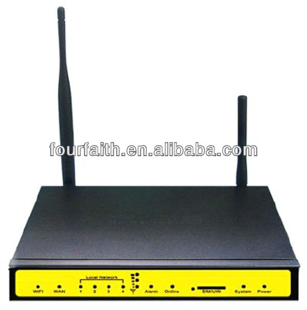 Industrial Wireless M2M Module WIFI 3g router(VPN+PPTP,L2TP,IPSec/GRE,WAN,4LAN,WIFI,RS232)