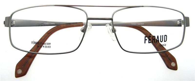 Montature per occhiali in titanio per uomini titanio for Occhiali in titanio da vista