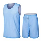 Manufacturer Sportswear Cheap Price Youth Reversible Basketball Uniforms