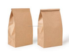 Take away fast food greaseproof paper bag supplier