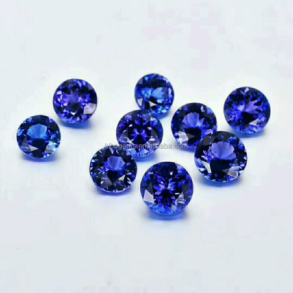 prouctdetail loose tanzanite approximately round buy carat