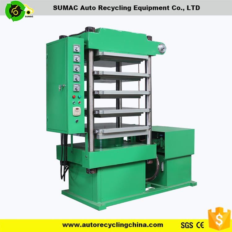 machine rubber