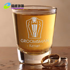 Eco-Friendly Shot Drinking Glass 50ml Tequila Glasses / Vodka Shot Glass Cup / Tequila Spirit Drinking Shot Glasses