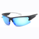 Black frame goggles cycling sports sunglasses lens and bike Specialized sports eyewear