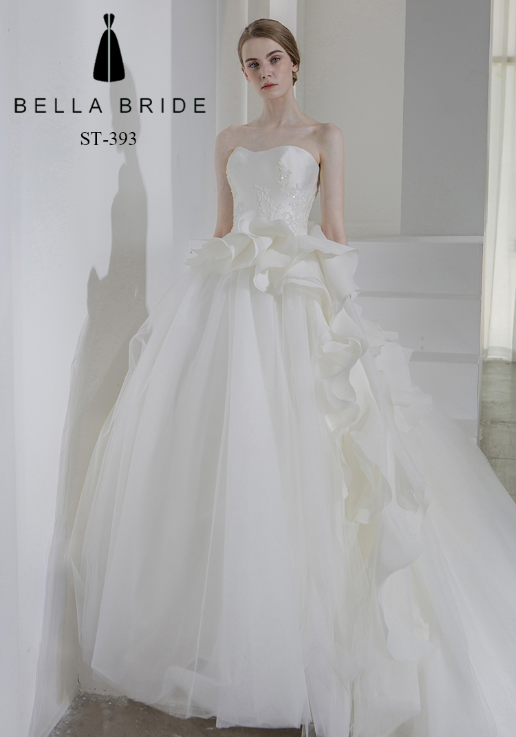 sells best supplier half price Brief Style Women Multi Layer Ruffle Organza Puffy Bride Wedding Dresses  Bridal Ball Gown Wedding Frock - Buy Organza Puffy Bride Wedding ...